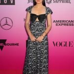Phoebe Tonkin Attends 2019 NGV Gala in Melbourne 11/30/2019