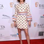 Zoey Deutch Attends the BAFTA Los Angeles Tea Party in Los Angeles 04/01/2020