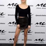 Kelsea Ballerini Visits Music Choice in New York 02/14/2020