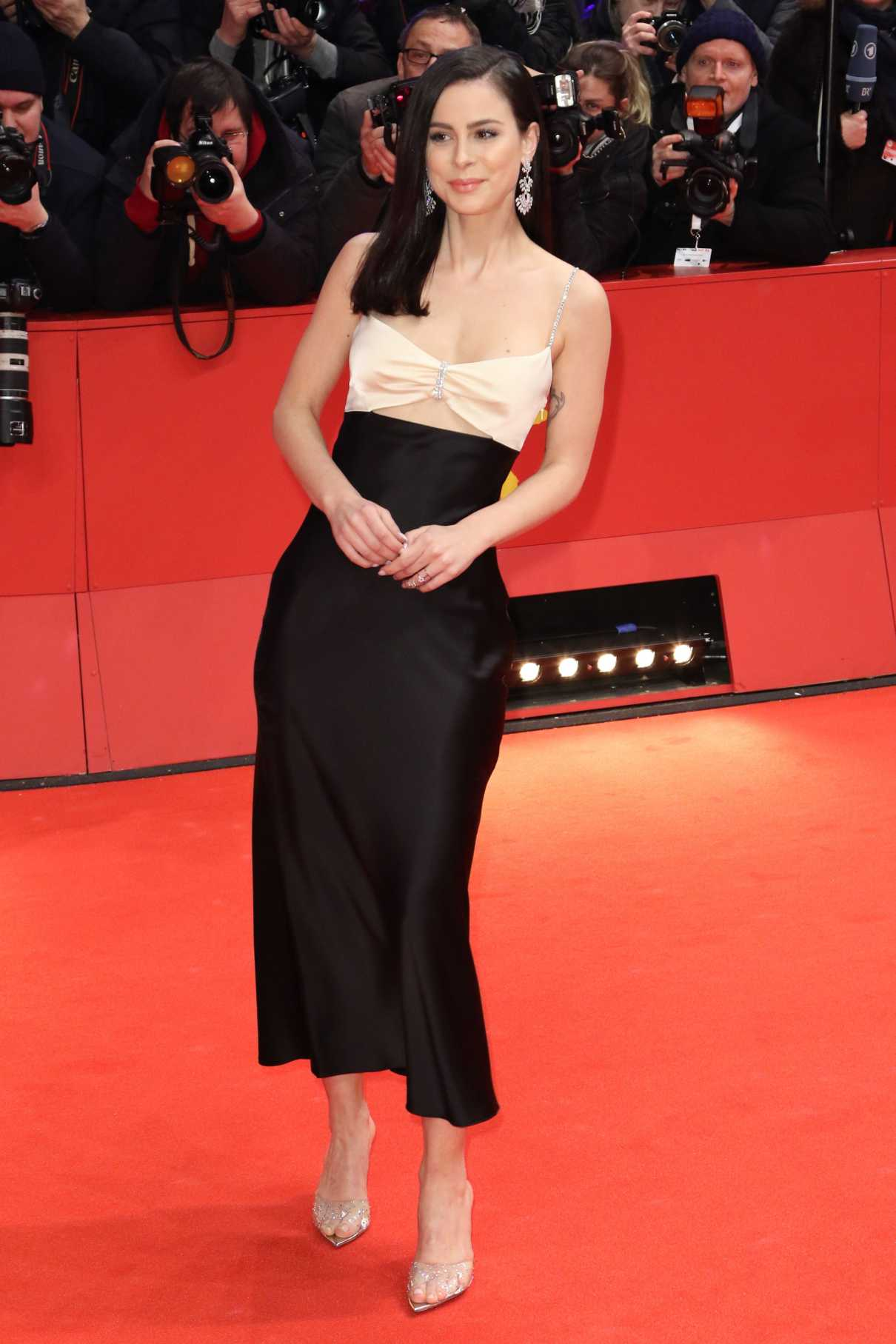 Lena Meyer-Landrut performs onstage at PxP (Peace by Peace