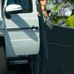 Cara Santana Visits Olivia Culpo's Home in Los Angeles 06/16/2020