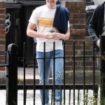Paul Mescal in a White Tee Was Seen Out in London 06/20/2020