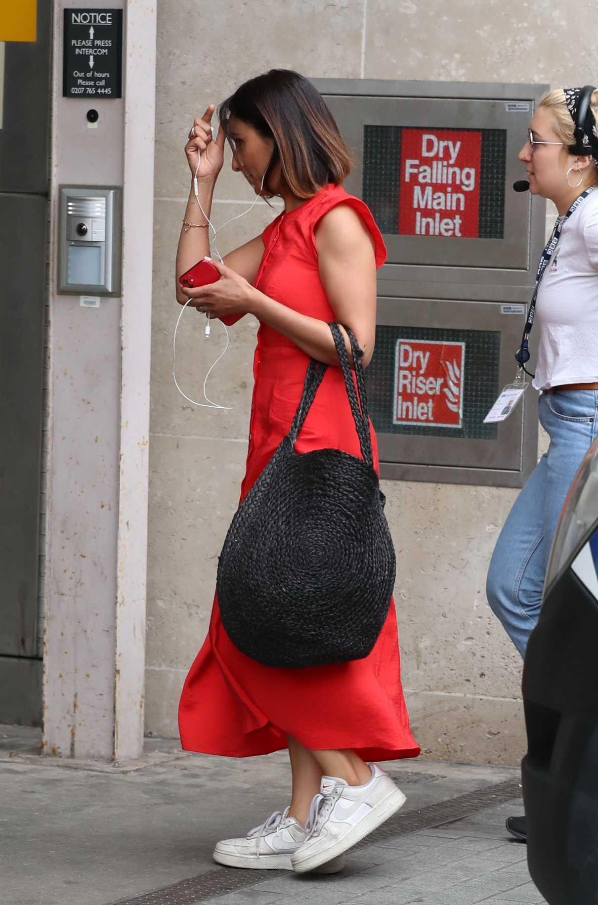 Life Size Cutout Red Dress Details about  /Anita Rani
