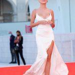 Ester Exposito Attends The Ties Premiere During the 77th Venice Film Festival in Venice 09/02/2020