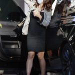 Katharine McPhee in a White Sneakers Was Seen Out in Los Angeles 09/21/2020