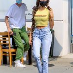 Madison Beer Was Spotted at Toast for Lunch in West Hollywood 09/15/2020