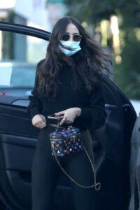Eiza Gonzalez in a Black Pants