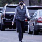 Katherine Schwarzenegger in a Black Cap Was Seen Out in Santa Monica 10/24/2020