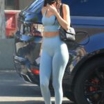 Chantel Jeffries in a Black Protective Mask Was Seen Out with Andrew Taggart in West Hollywood 11/18/2020