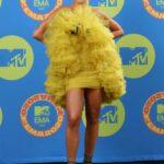 Rita Ora Attends 2020 MTV Europe Music Awards in Los Angeles 11/08/2020