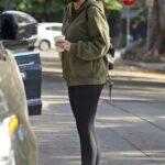 Katherine Schwarzenegger in an Olive Sweatsuit Was Seen Out in Los Angeles 12/14/2020