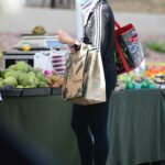 Sarah Michelle Gellar in a Black Adidas Track Jacket Hits the Farmers Market in Brentwood 01/10/2021