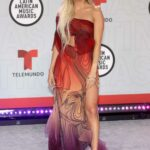 Carrie Underwood Attends 2021 Latin American Music Awards in Sunrise 04/15/2021