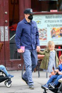 Bradley Cooper in a Black Cap