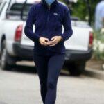 Jennifer Garner in a Grey Cap Was Seen Out in Los Angeles 05/11/2021
