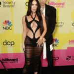 Megan Fox Attends 2021 Billboard Music Awards with Machine Gun Kelly at the Microsoft Theater in Los Angeles 05/23/2021