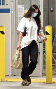 Megan Fox in a White Tee