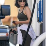Jessie J Was Spotted Fueling Up Her Jeep in Los Angeles 07/20/2021