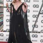 Kathryn Newton Attends 2021 GQ Men of The Year Awards at the Tate Modern in London 09/01/2021