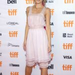 Lily-Rose Depp Attends the Wolf Premiere During 2021 Film Festival at Princess of Wales Theatre in Toronto 09/17/2021